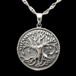 """Tree of Life"" Pendant"