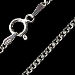 """Curb"" Chain medium size"