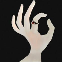 """anillo """"Claddagh"""""""
