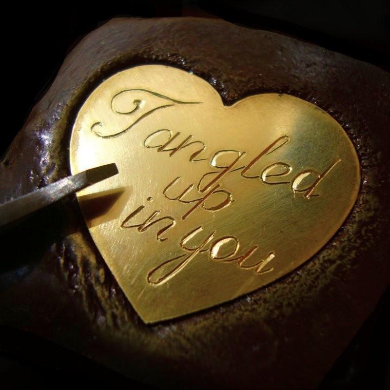 Hand Engraving Service ArsAura