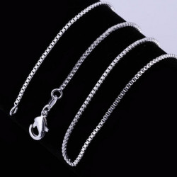 """Venetian Box"" Chain All lengths available"
