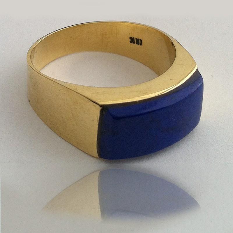 """Anello """"Cielo Blu"""" Oro 18K"""