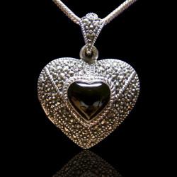 """Locket  """"Heart of Warrior""""..."""