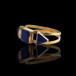 "Ring ""Divine Trinity"" 18ct..."