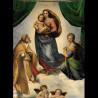 """Angel of Raphael"" Gold Plated Locket Medium Size"