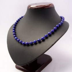 Beaded Necklace lapislazuli medium size